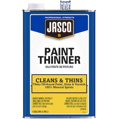 Jasco 128-fl oz Fast to Dissolve Paint Thinner at Lowes com