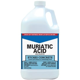 Shop cleaners chemicals at for Hydrochloric acid used in swimming pools