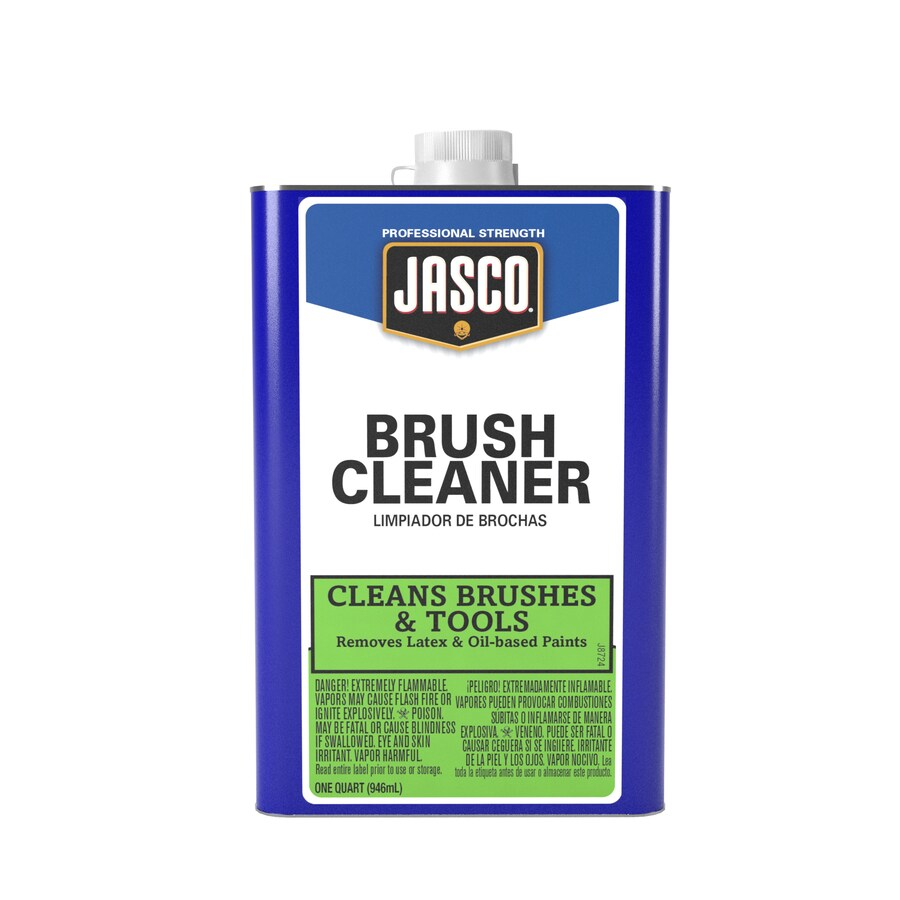 Jasco 1 Quart Regular Latex Paint And Oil Based Paint Stripper Liquid In The Paint Strippers Removers Department At Lowes Com