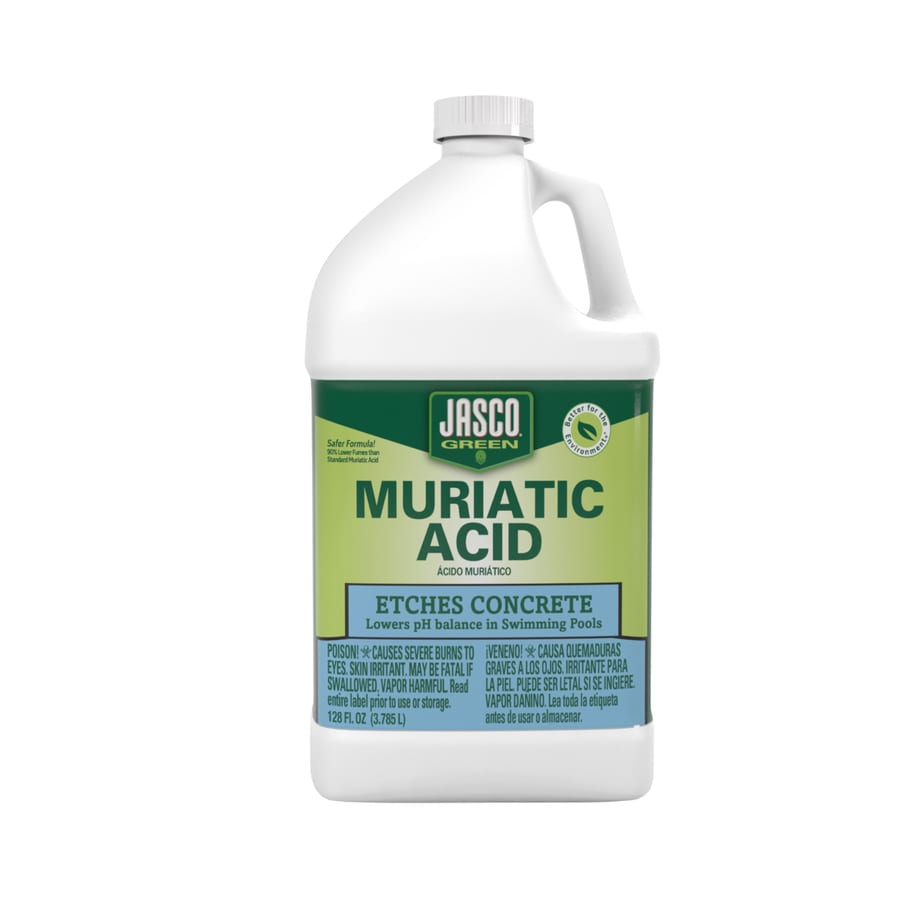 Jasco 1-Gallon Muriatic Acid