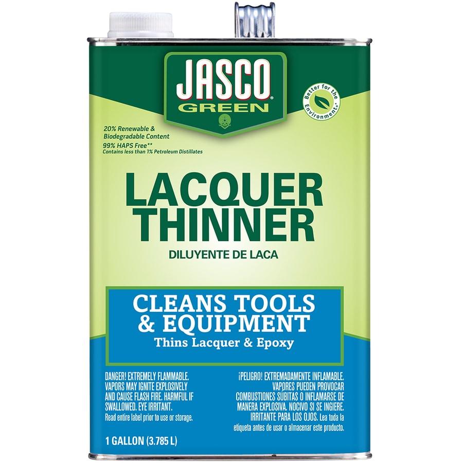 Jasco 128-fl oz Fast to Dissolve Lacquer Thinner