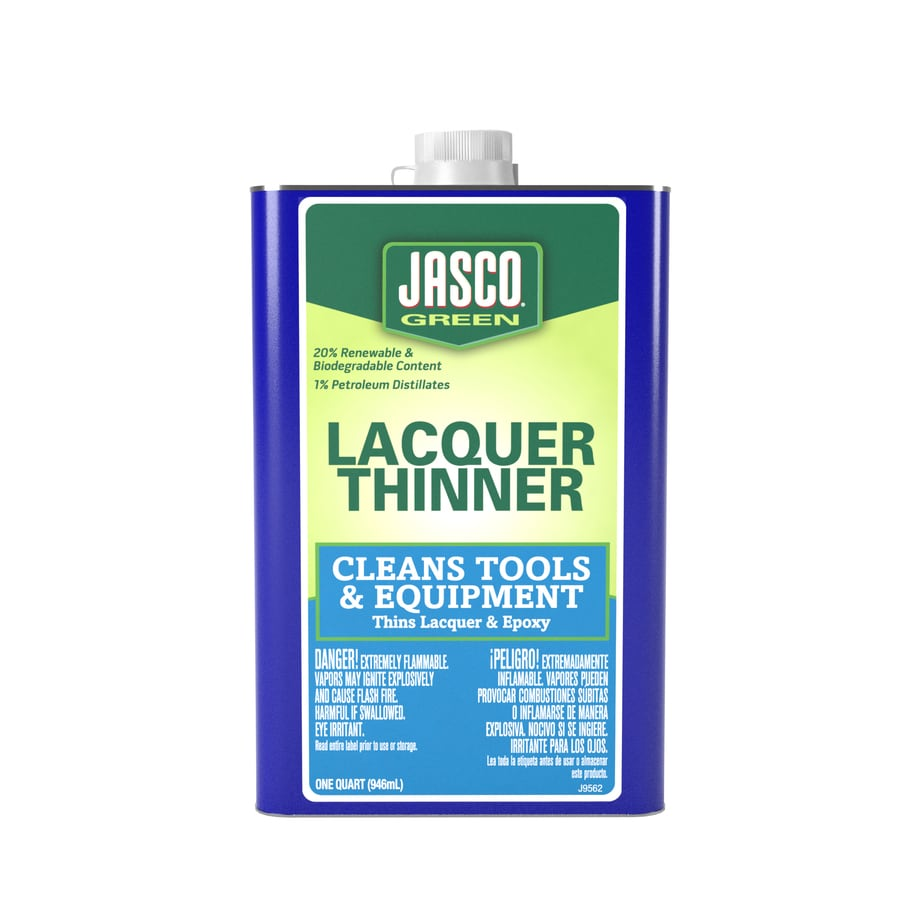 Jasco 32-fl oz Fast to Dissolve Lacquer Thinner