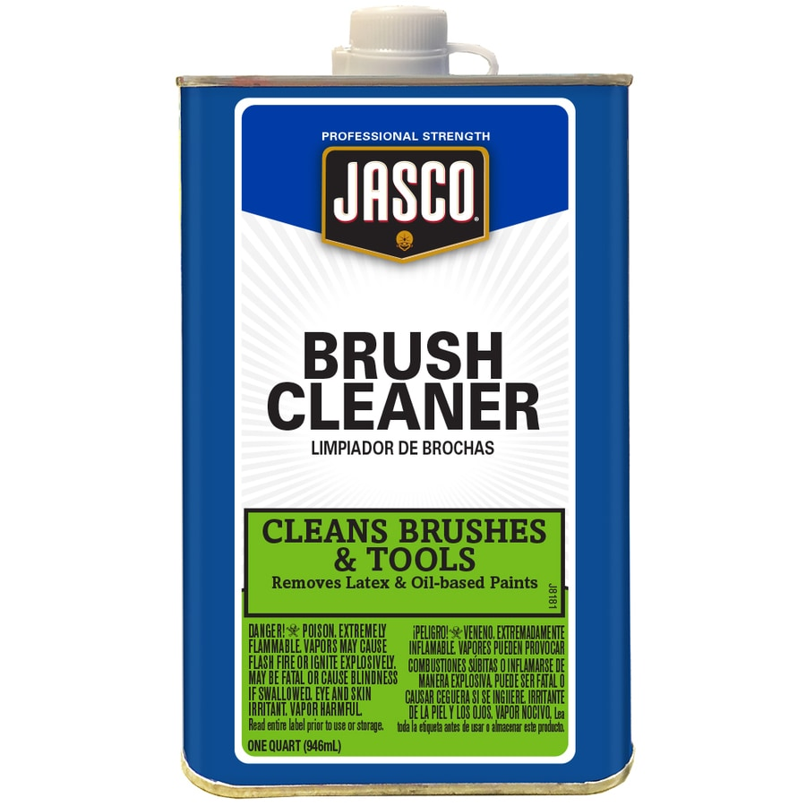 Jasco Brush Cleaner 1-Quart