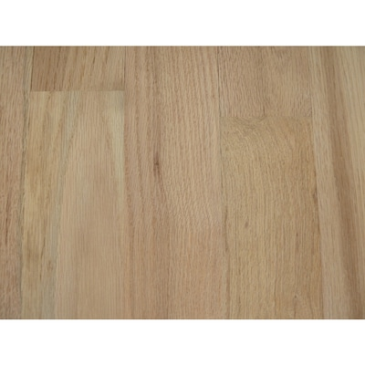 North Pacific Unfinished 2 25 In W Unfinished Oak Hardwood