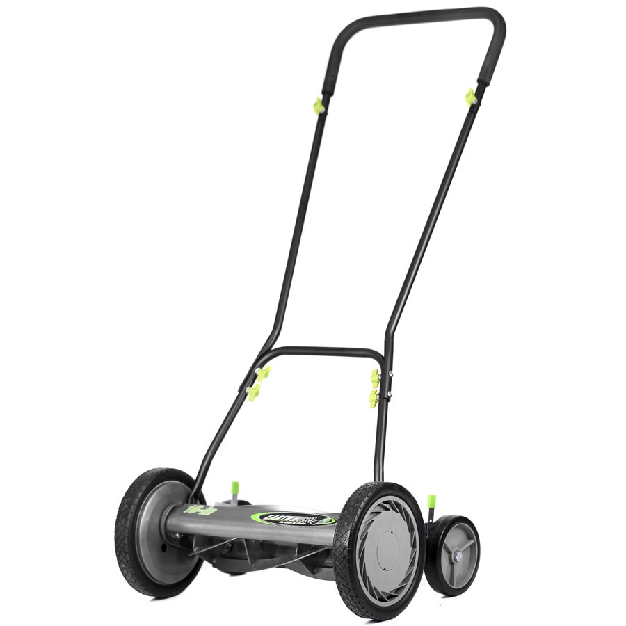 Earthwise 16-in Reel Lawn Mower