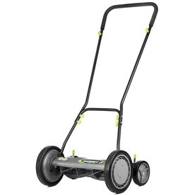Earthwise 16-in Reel Lawn Mower at Lowes com