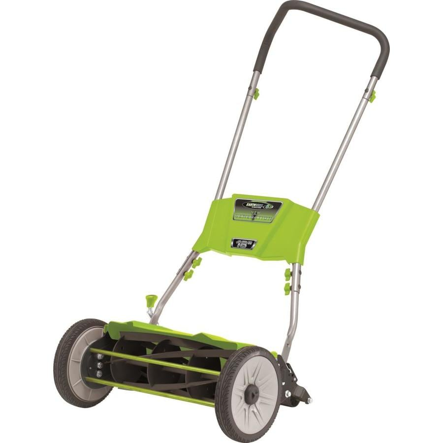 Earthwise 18-in Reel Lawn Mower