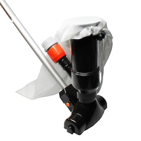 Pentair New R201350 #193 Pool Vinyl Liner Vacuum Head w// 7-21 Telescopic Pole