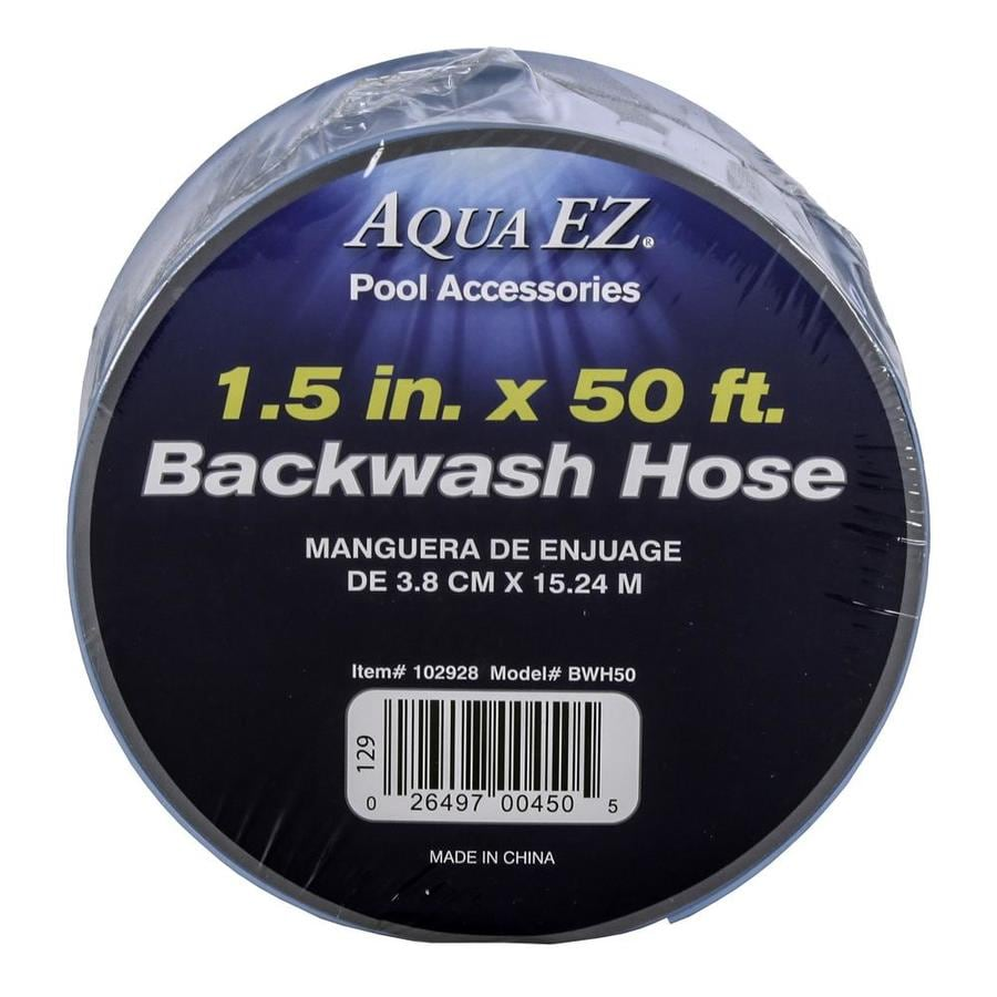 Aqua EZ 50-ft Backwash Hose