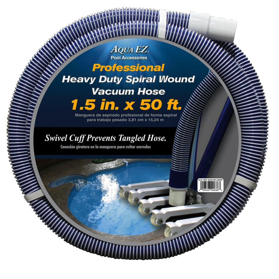 Aqua EZ 50-ft Vacuum Hose
