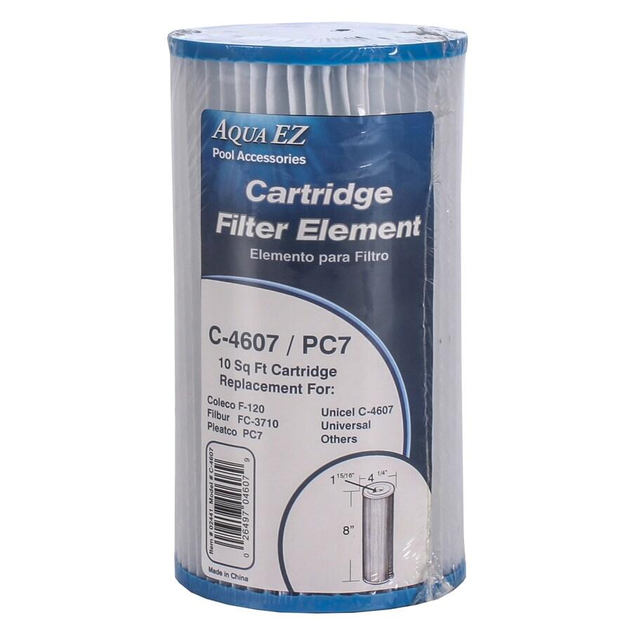 Aqua EZ 10-sq ft Pool Cartridge Filter