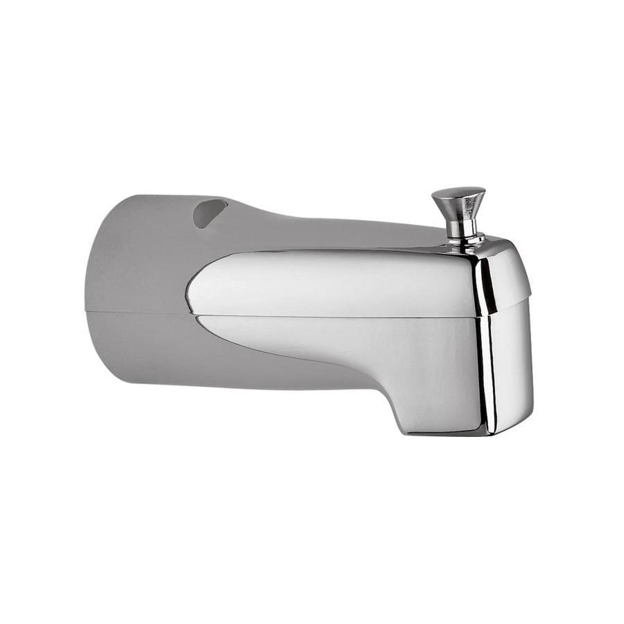 Moen Chrome Fixed Wall Mount Bathtub Faucet At Lowescom