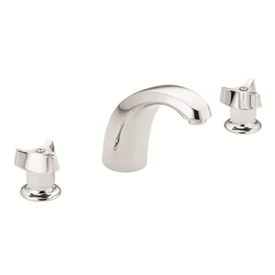 Moen M-Bition Chrome 2-Handle Widespread Bathroom Faucet