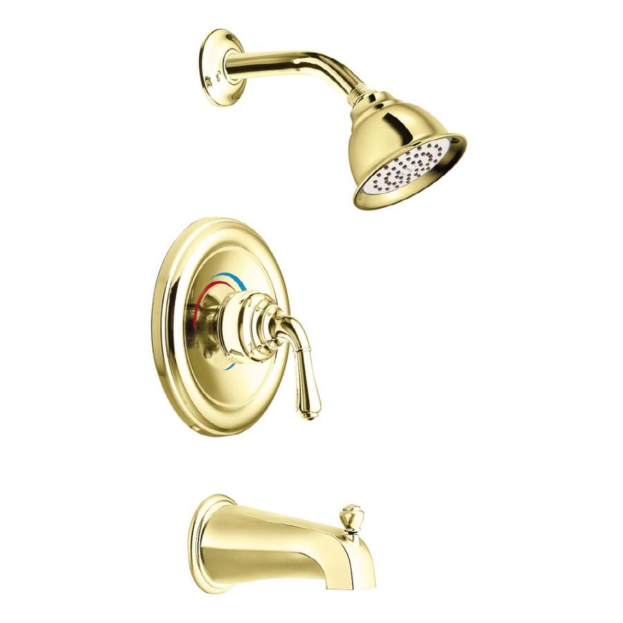 Moen Polished Brass, Tub And Shower Trim Kit