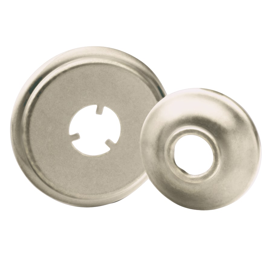 Moen 3.25-in Brushed Nickel Shallow Flange
