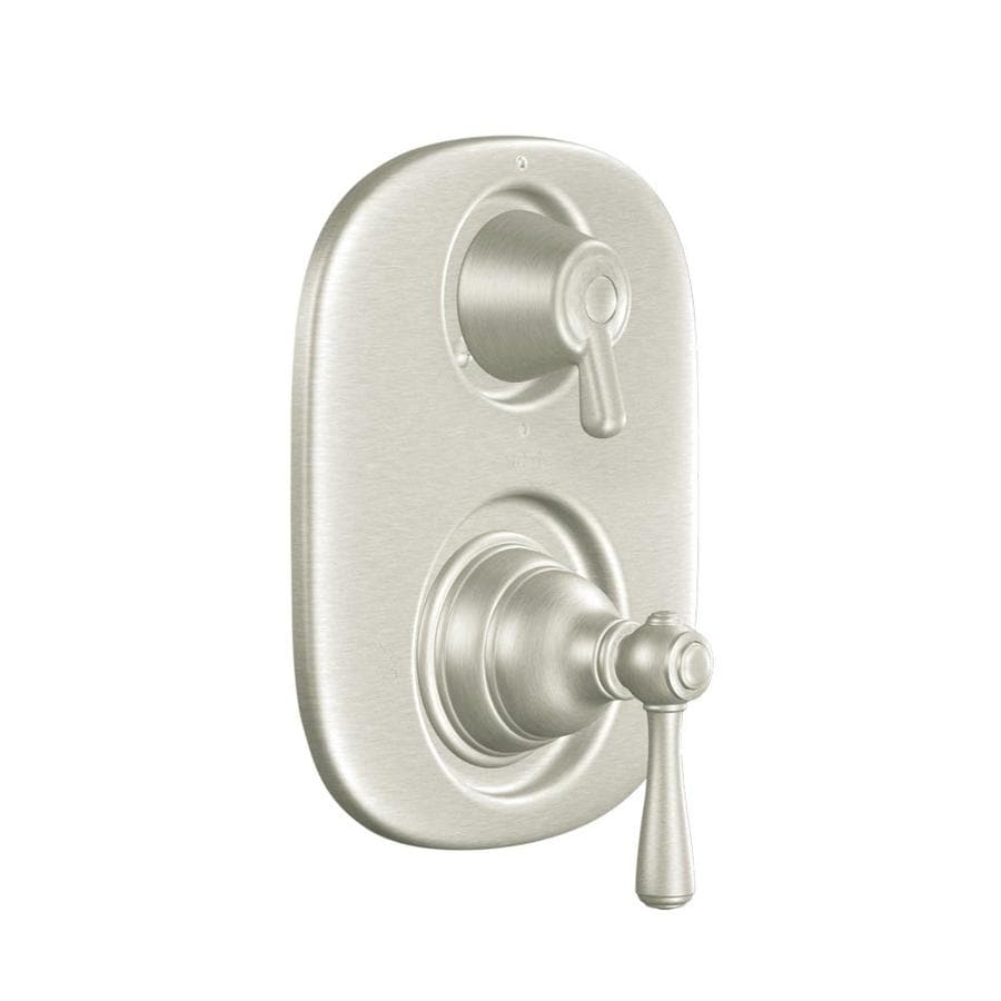 moen nickel tubshower handle