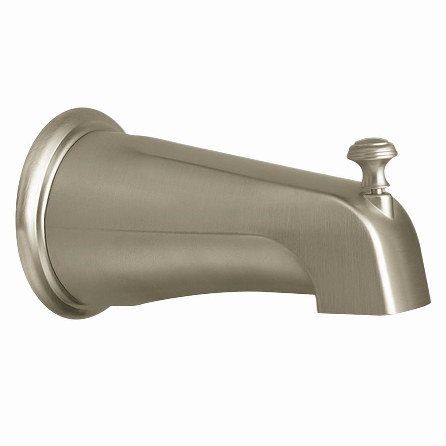 Moen Brushed Nickel Sold Separately Handle Sold Separately Fixed