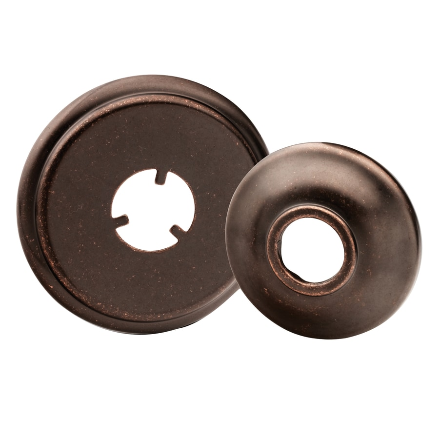 Moen 3.25-in Oil-Rubbed Bronze Shallow Flange