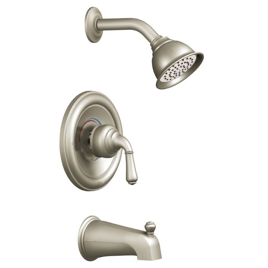 Shop moen bathtub shower faucets at - Moen shower faucet ...