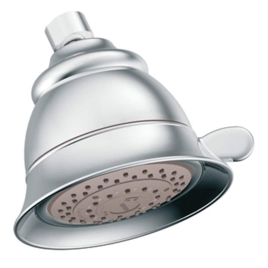 Moen 2.5-GPM (9.5-LPM) Chrome 4-Spray Showerhead