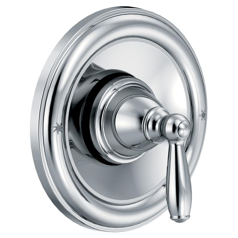 Moen Chrome posi-temp valve w/trim