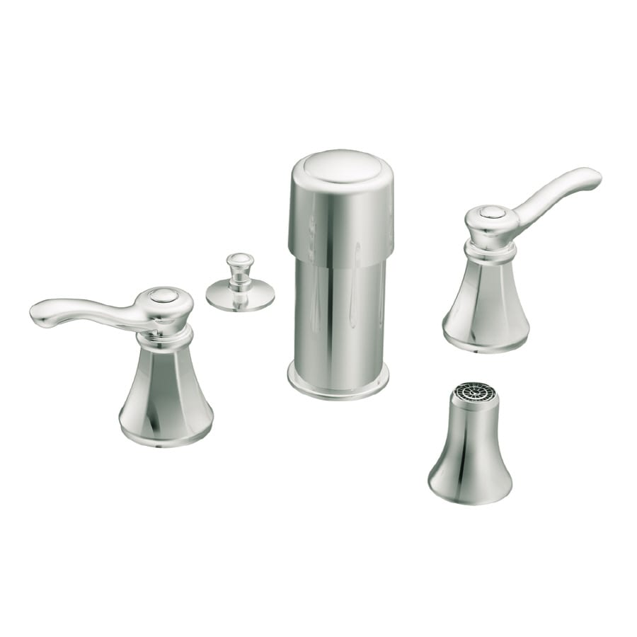 Moen Chrome Faucet Trim Kit