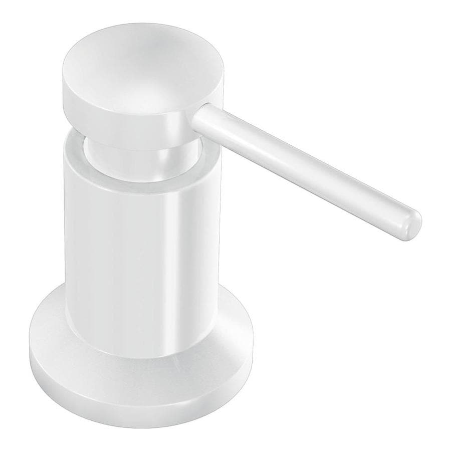 Moen Moen White Soap and Lotion Dispenser