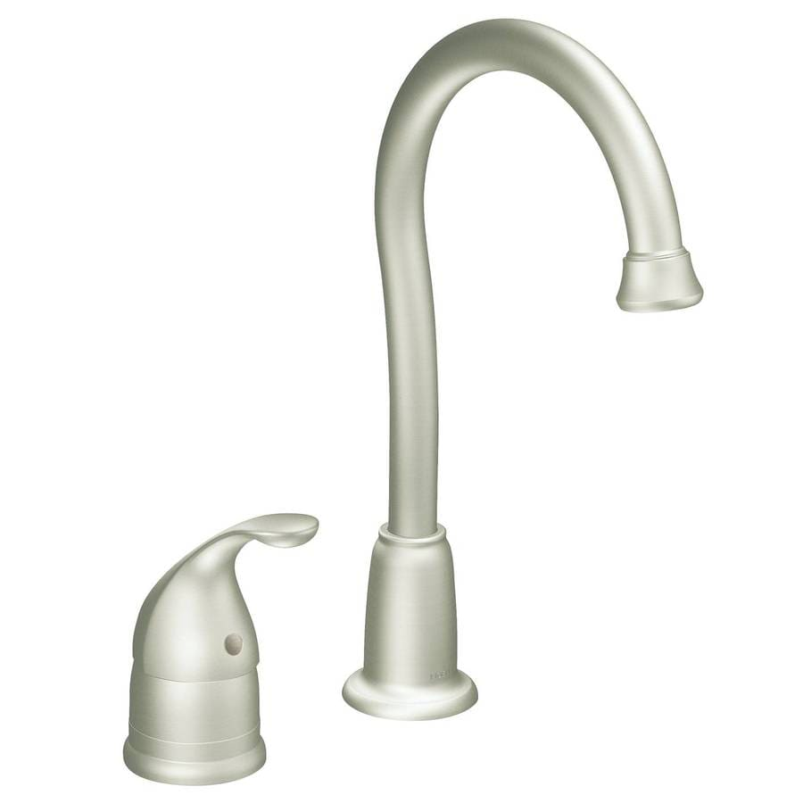 Moen Camerist Stainless 1 Handle Kitchen Faucet