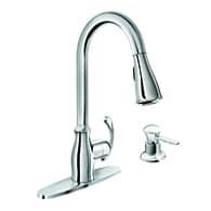 Shop Kitchen Faucets at Lowes.com