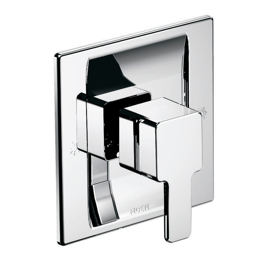 Shop Moen 90 Degree Chrome 1 Handle Bathtub And Shower