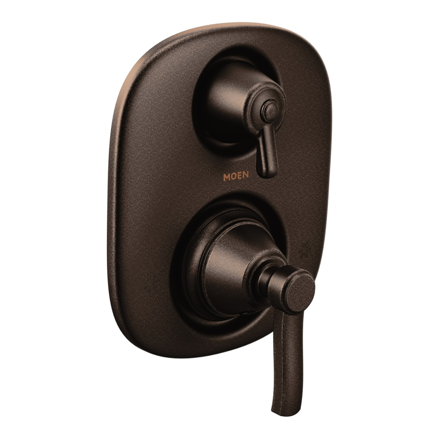 Moen Rothbury Oil-Rubbed Bronze 1-Handle-Handle Shower Faucet