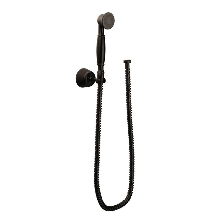 Moen 2-in 2.0-GPM (7.6-LPM) Oil Rubbed Bronze 1-Spray Hand Shower