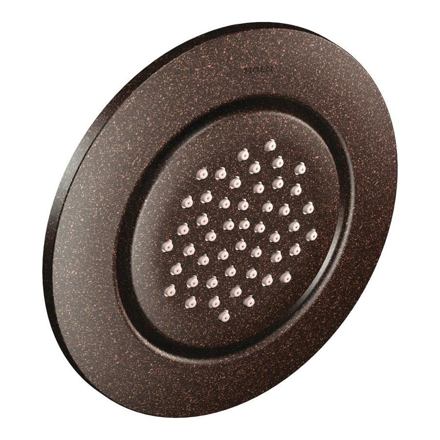 Moen Moen Oil Rubbed Bronze Bathtub and Shower Jet