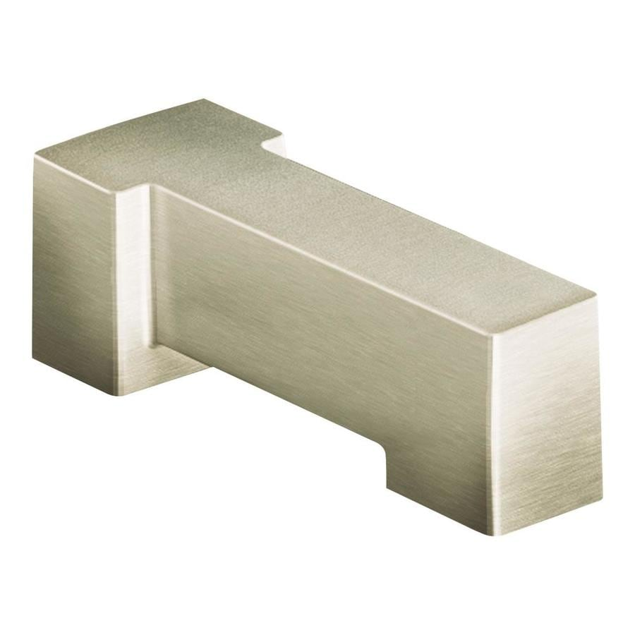 Moen Nickel Bathtub Spout