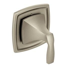 Moen Brushed Nickel Lever Shower Handle