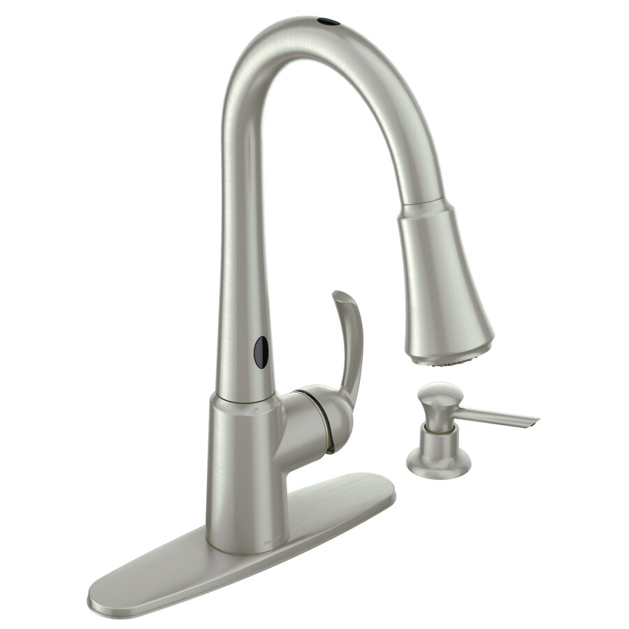 Kitchen Faucet Reviews Lowes. moen 7594esrs cheap kitchen faucets ...