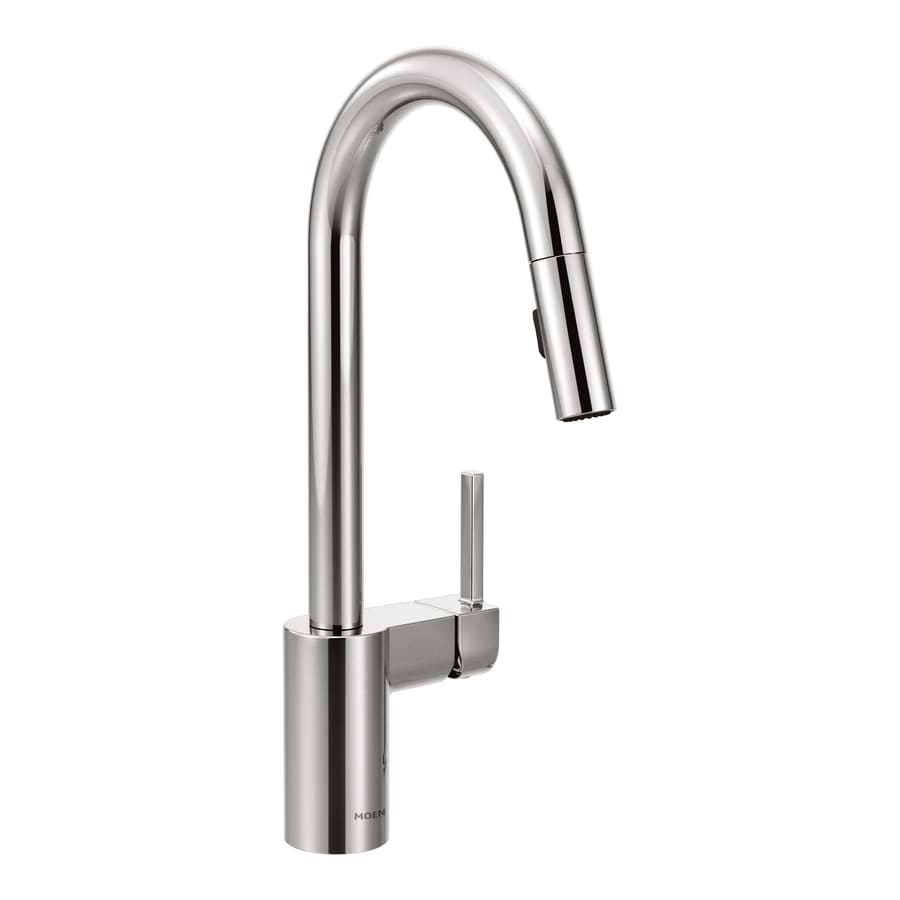 Moen Align Chrome 1-Handle Pull-Down Kitchen Faucet