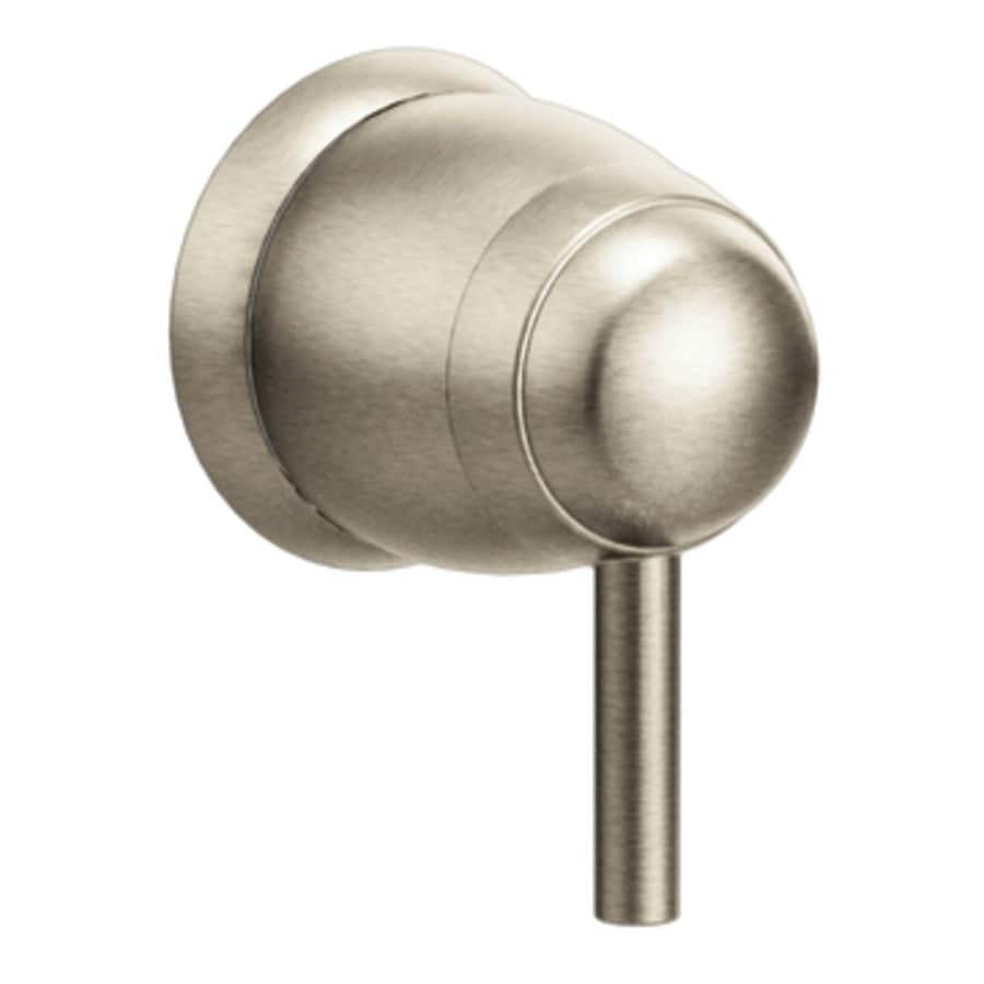 Moen Brushed nickel volume control