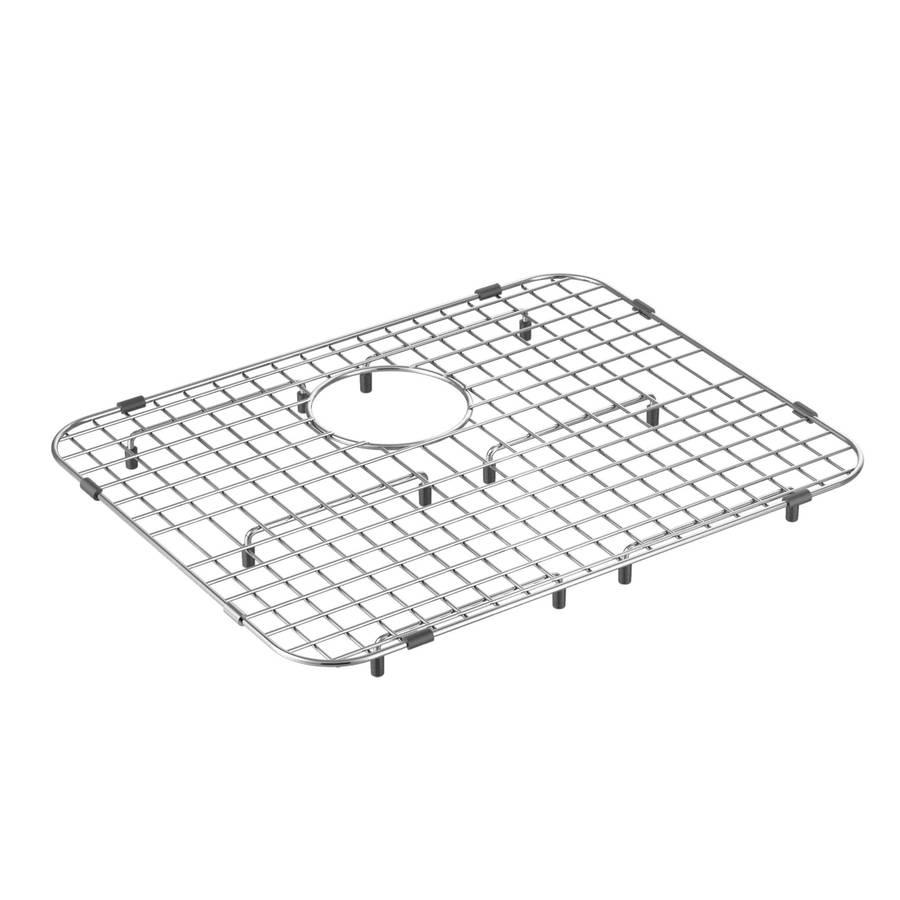 Moen 15.59-in x 19.53-in Sink Grid