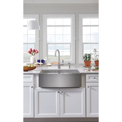 Commercial Kitchen Sinks At Lowes Com