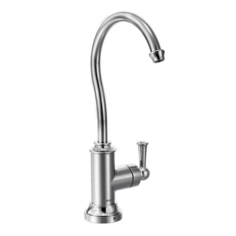 Moen Sip Chrome 1-Handle Bar and Prep Faucet