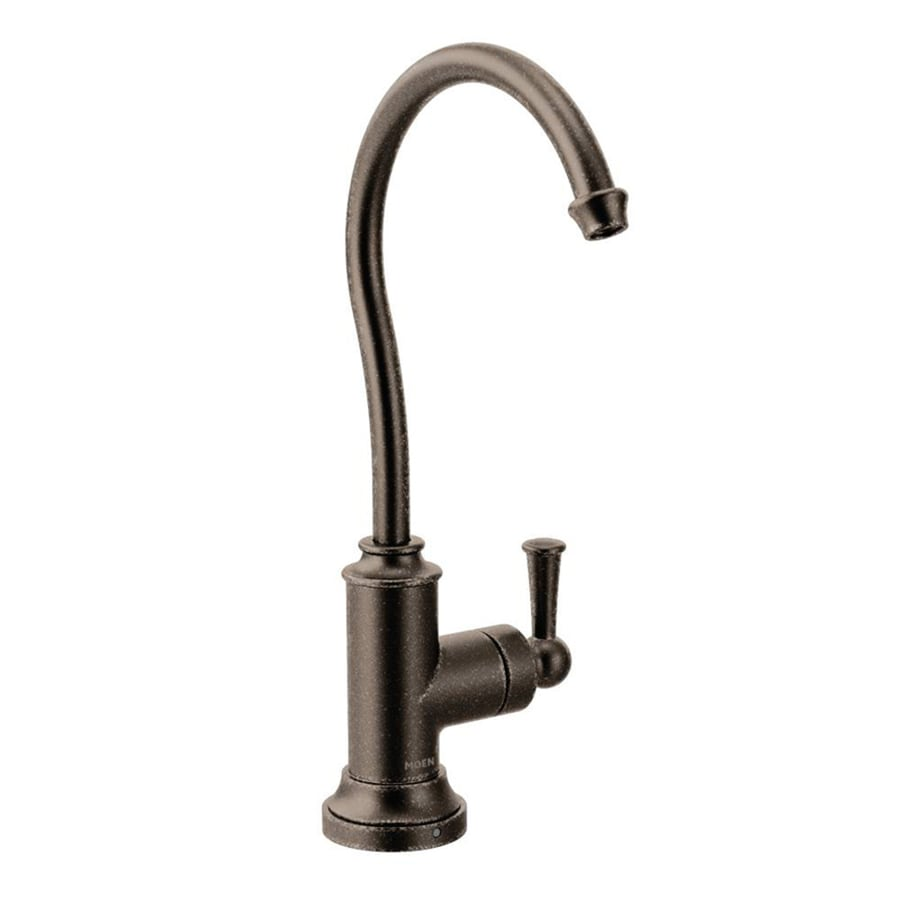 Moen Sip Traditional Oil Rubbed Bronze 1-Handle Bar and Prep Faucet