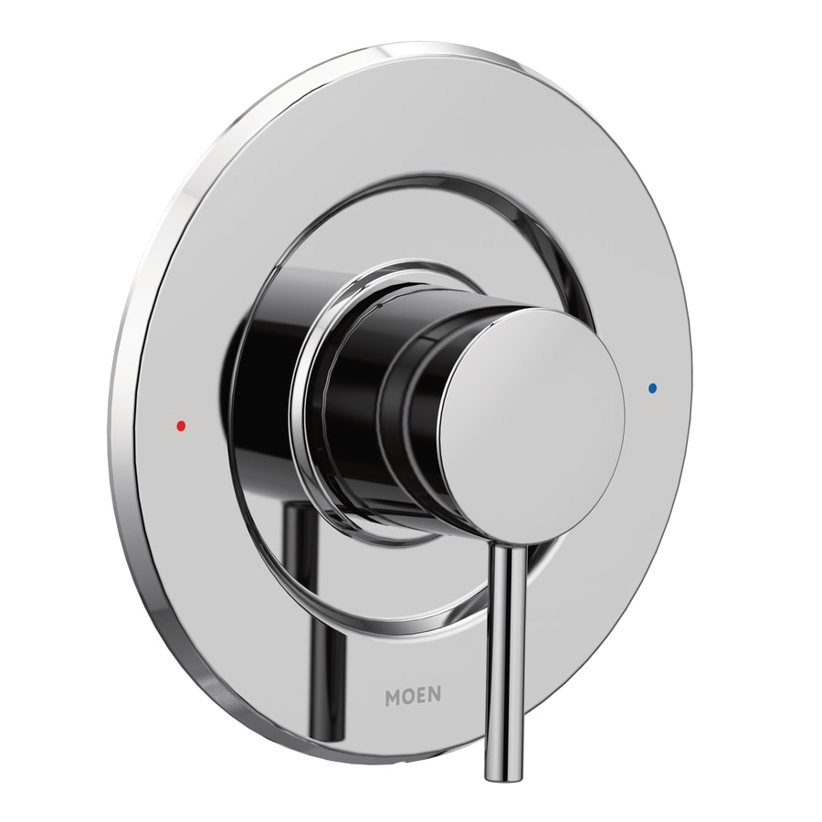 Shop Moen Chrome Lever Shower Handle At Lowes Com