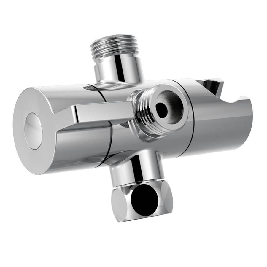 Moen Chrome Shower Arm with Diverter