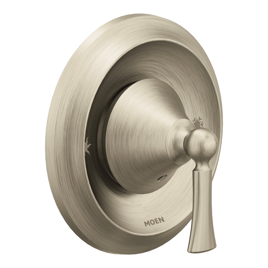 Moen Brushed Nickel Shower Handle