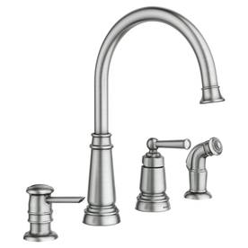 Moen Kitchen Faucets At Lowes Com