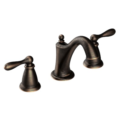 Bronze Bathroom Sink Faucets At Lowes