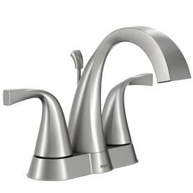 Moen Bathroom Sink Faucets At Lowes Com