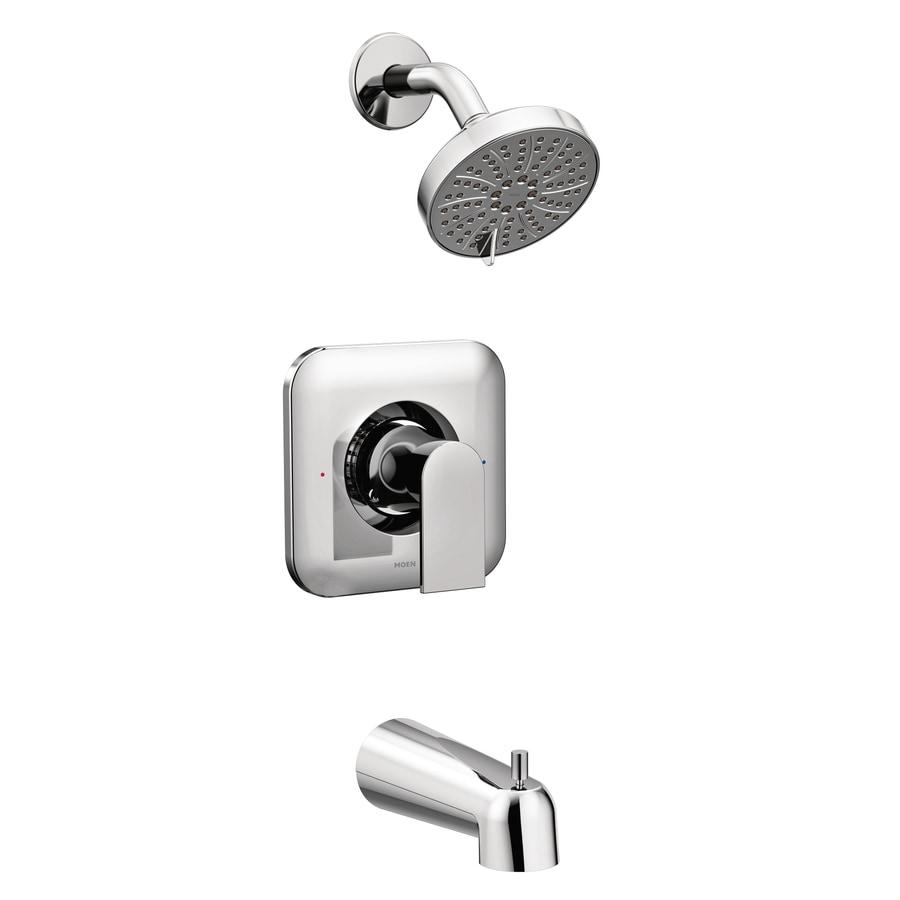 Moen Mixing Valve Moen Kitchen Faucet Mixing Valve Awesome: Shop Moen Genta Chrome 1-Handle Bathtub And Shower Faucet
