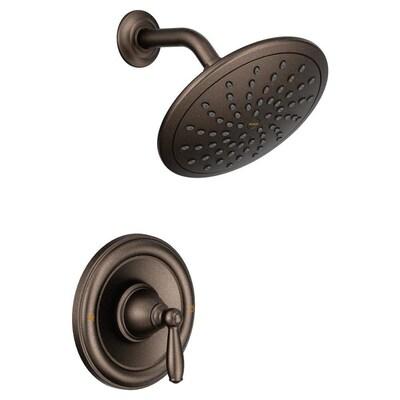 Brantford Oil Rubbed Bronze 1 Handle Shower Faucet